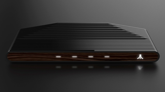 Houten Atari