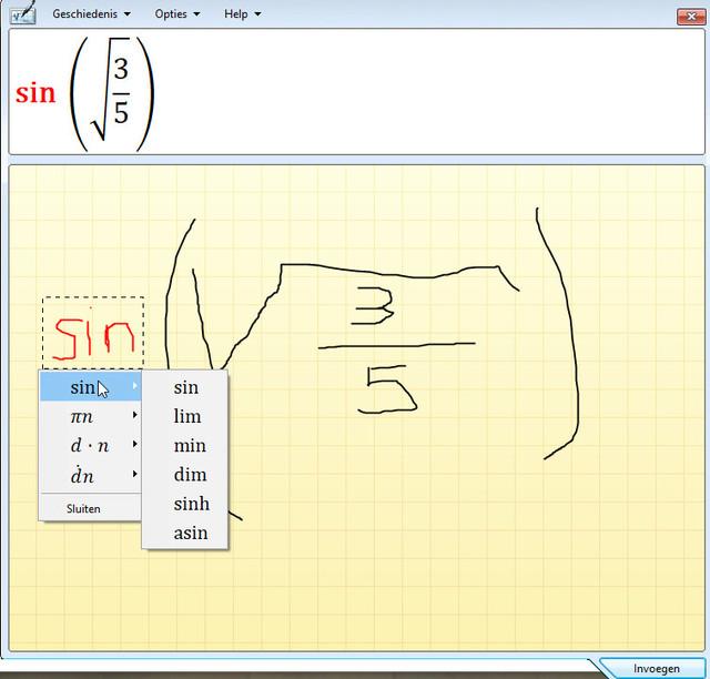 Corrigeren van formules is zo geregeld