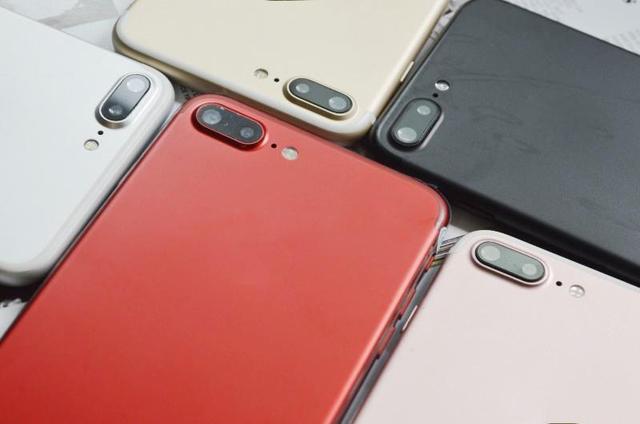 Goophone i7: iPhone-kloon