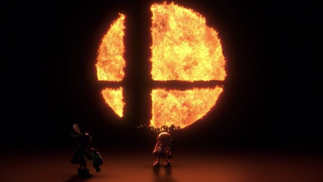 Super Smash Bros Switch