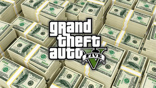 GTA V, money
