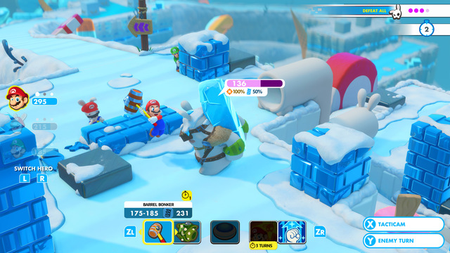 Mario + Rabbids: Battle Kingdom