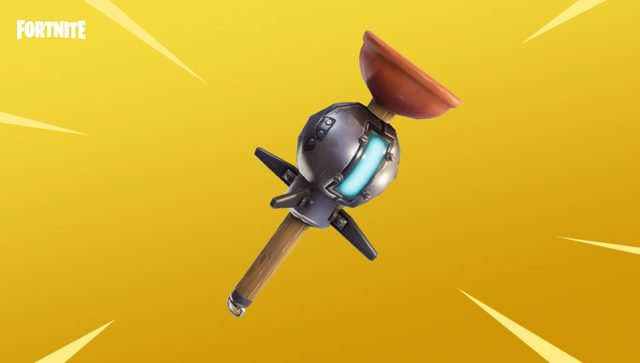 Clinger grenades fortnite