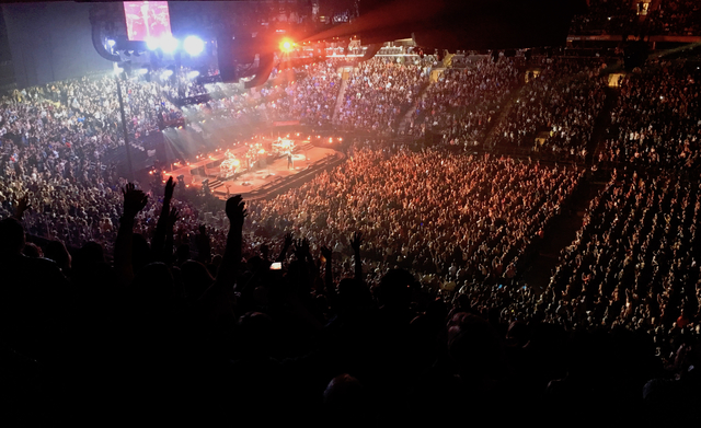 Bon Jovi in Madison Square Garden