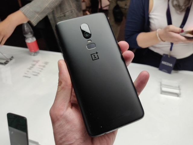 OnePlus 6, smartphone, android