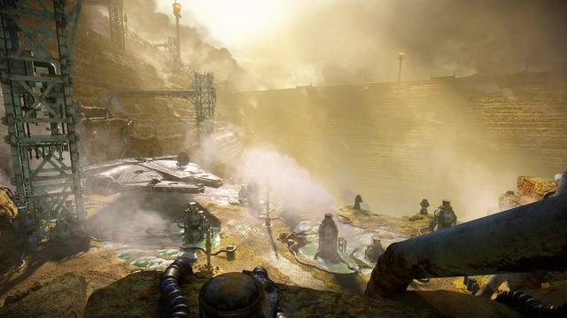 Kessel mijnen Star Wars Battlefront 2