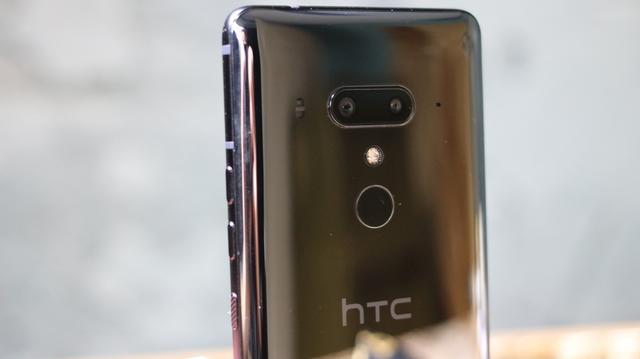 HTC U12+, smartphone, android