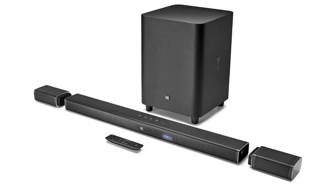 JBL Bar 5.1 review