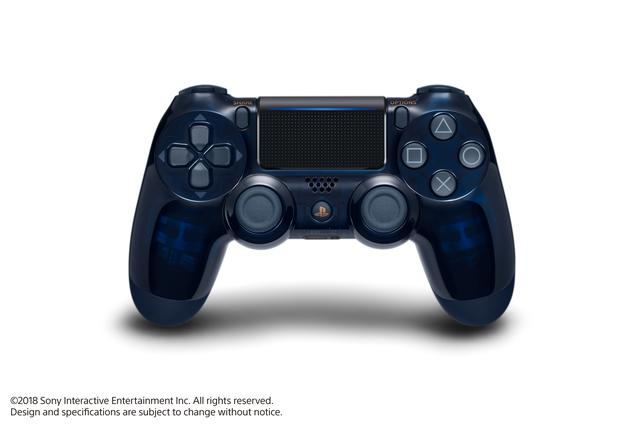 PS4 500 Million controller