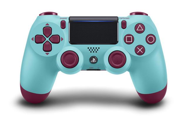 Berry Blue controller