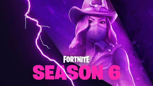 Fortnite seizoen 6