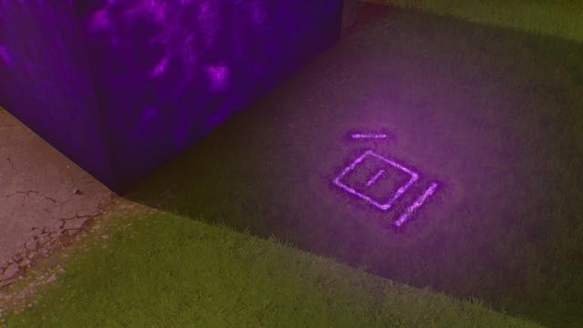 Cube rune Fortnite