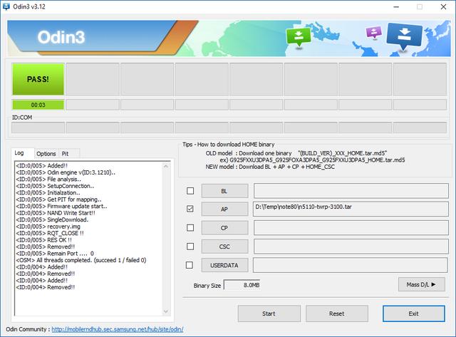 LineageOS installeren