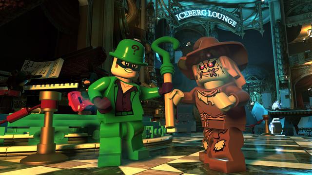 Lego DC Super Villains