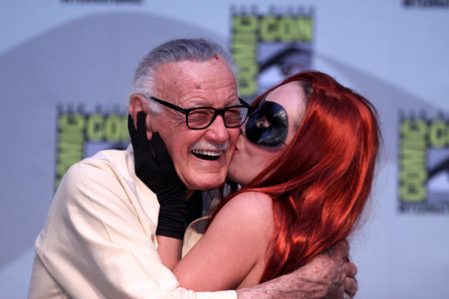Stan lee comicon