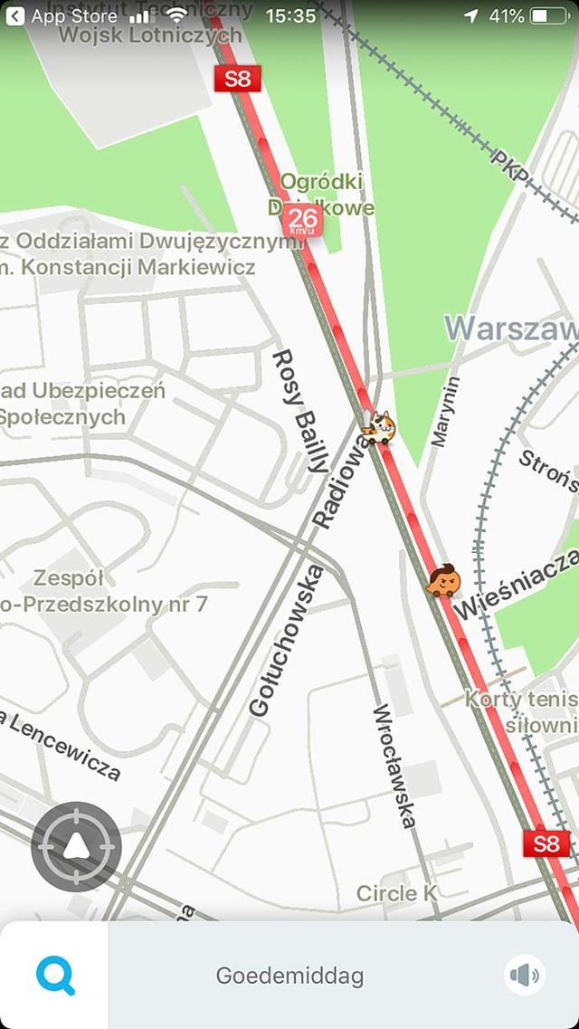 Met Waze voor iOS gaat een nieuwe wereld van 'sociaal rijden' voor je open