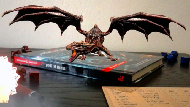 Dungeons and Dragons AR