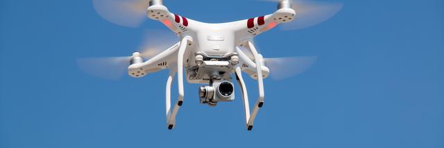 vliegen drone camera