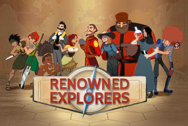 rennowned explorers
