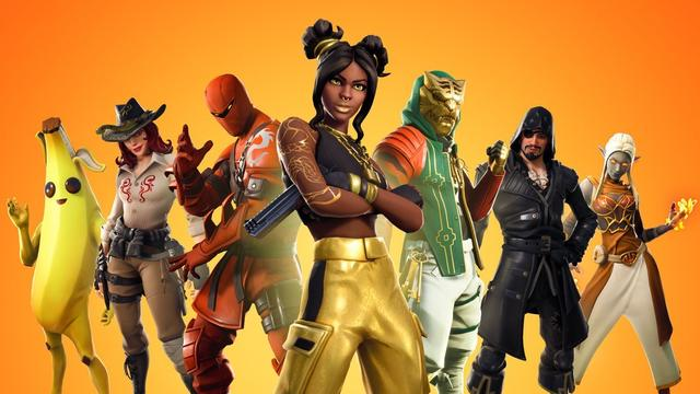 Fortnite Season 8 skins