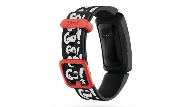 De Fitbit Ace 2 is speciaal bedoeld voor kinderen vanaf 6 jaar