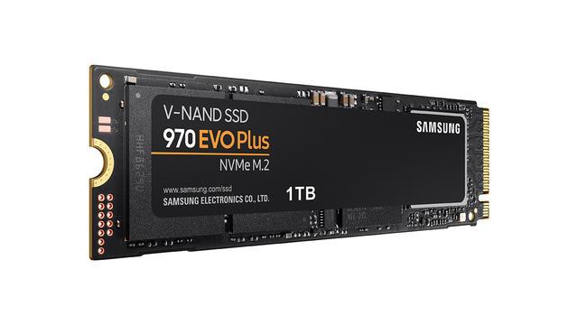 Samsung 970 Evo Plus M2 SSD