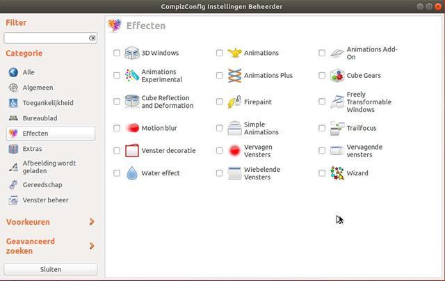 Met deze nieuwe tool voor Ubuntu kun je allerlei scherm-effecten uitzetten