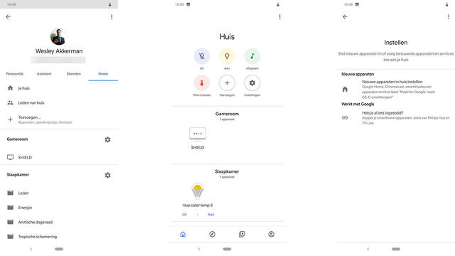 Google Assistent Android