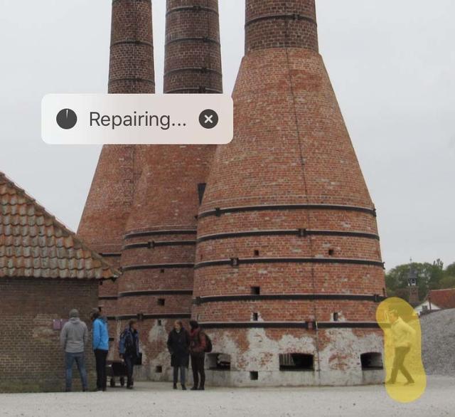 Pixelmator Photo voor iOS rekent snel af met ongewenste zaken in beeld