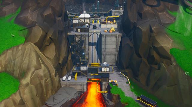 Pressure Plant Fortnite Season 9