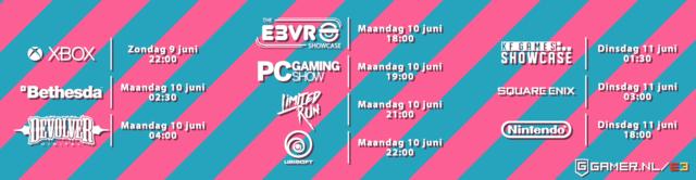 E3 schema