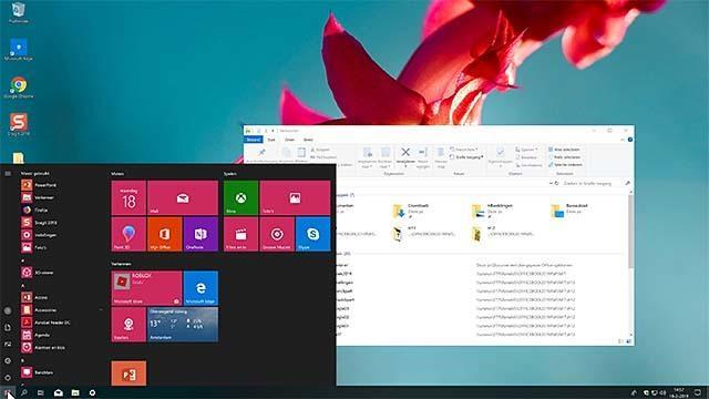 Kies eens een wat vrolijker thema voor Windows 10