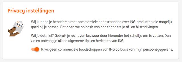 ING internetbankieren