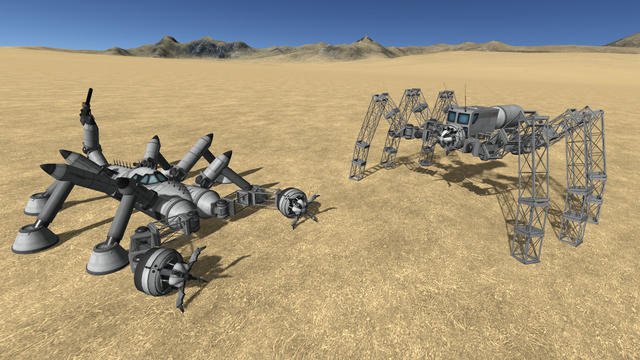 kerbal breaking ground