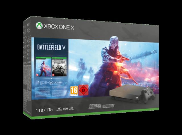 Xbox Battlefield