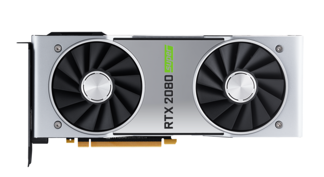 Nvidsia Geforce 2080 Super