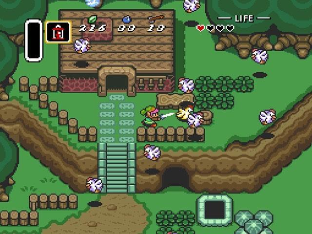 A Link to the past