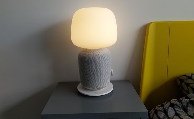 SYMFONISK Tafellamp