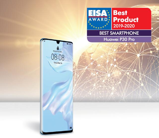 Huawei P30 Pro EISA