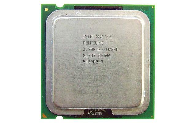 De Intel Pentium 4 cpu was de eerste die ook in een variant met hyperthreading verkrijgbaar was