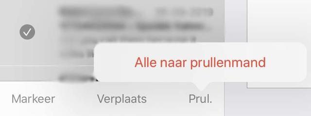 Hop, legen maar die mailmappen in iOS 13 en iPadOS!