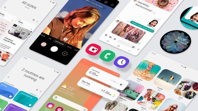 Android 10-update voor Samsung-smartphones