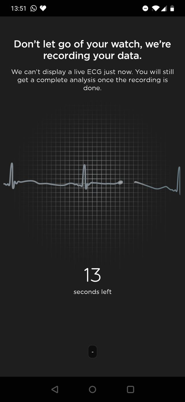 Withings Move ECG hart 1