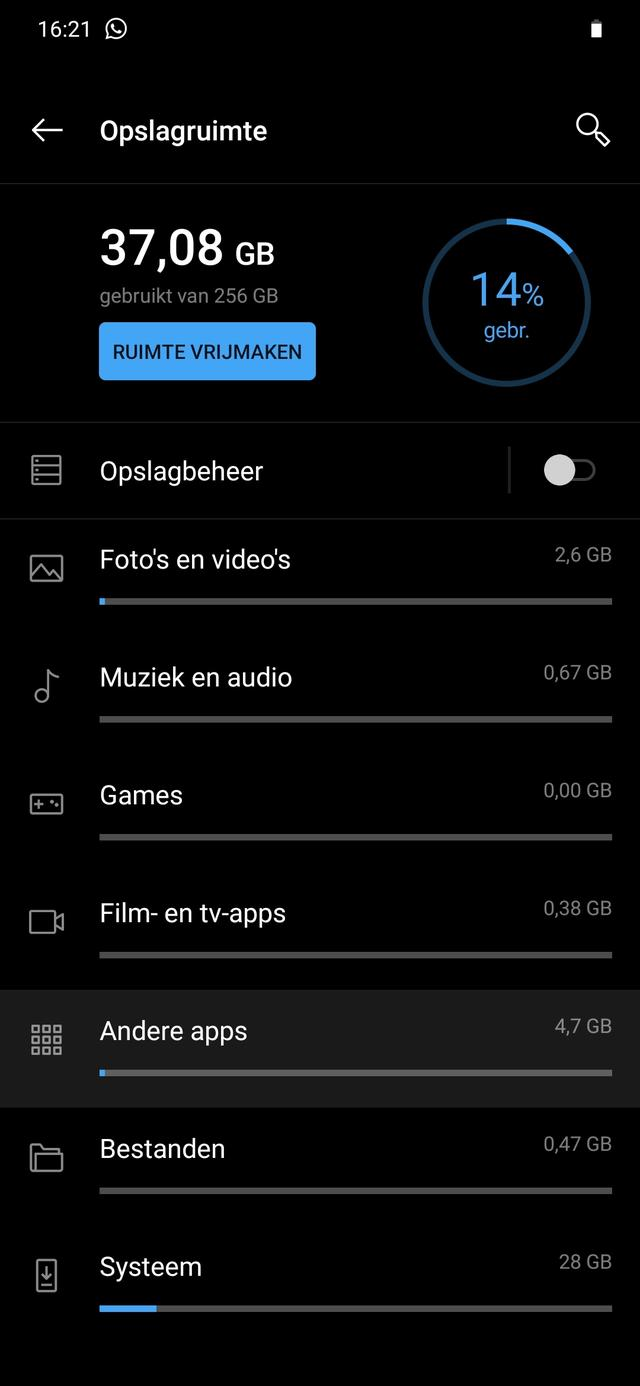 Android cache data 2