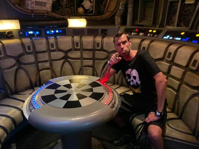 Hangen in Galaxy's Edge