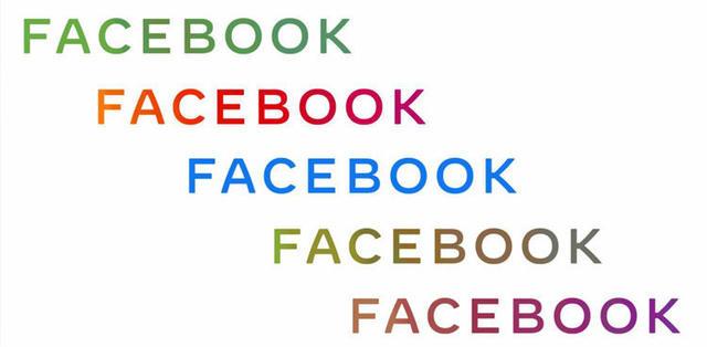 Nieuwe logo van Facebook