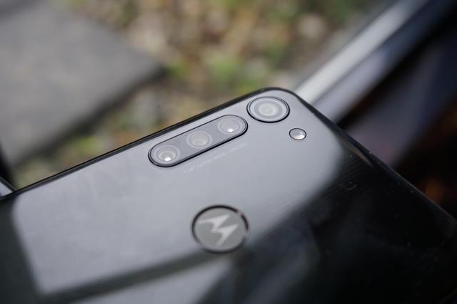 Camera's Moto G8