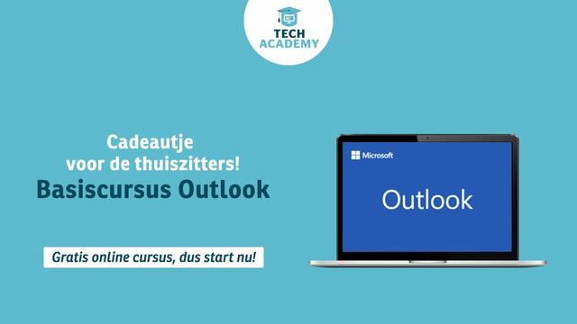 Tech Academy - Basiscursus Outlook