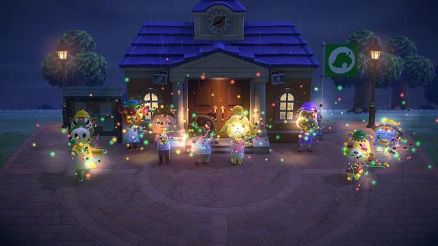 Animal Crossing: New Horizons
