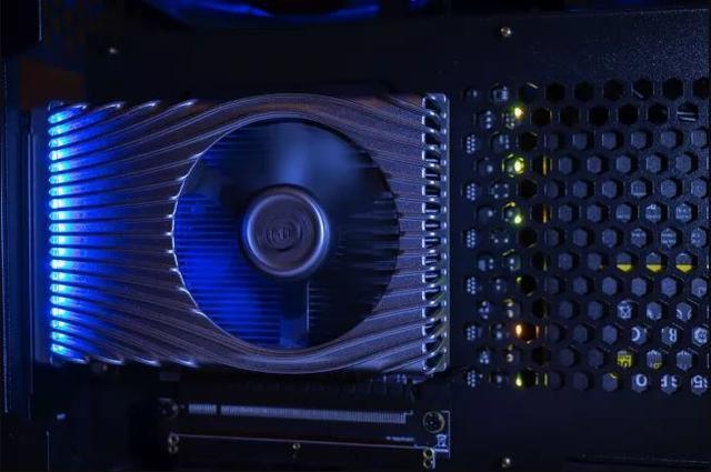 Intel Xe kaart